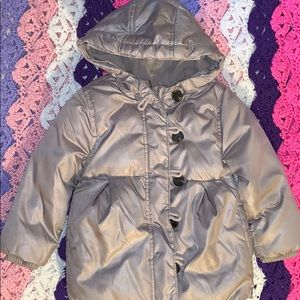 Old Navy Toddler Girls Puffer Coat